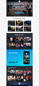GIG App - Website